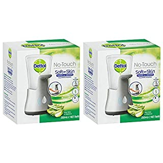 Dettol No Touch Starter Pack Automatic Antibacterial Hand Wash (B0768HZ2RR) | Amazon price tracker / tracking, Amazon price history charts, Amazon price watches, Amazon price drop alerts