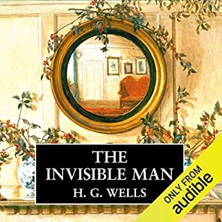 The Invisible Man cover art