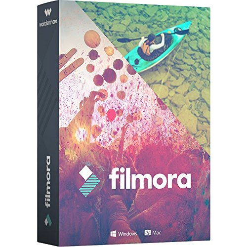 Filmora Video Editor für MAC PC- lifetime Vollversion (Product Keycard ohne Datenträger)