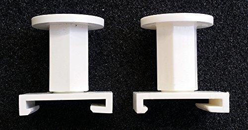 2x Kermi Abstandshalter für Heizkörper je 25-40mm verstellbar