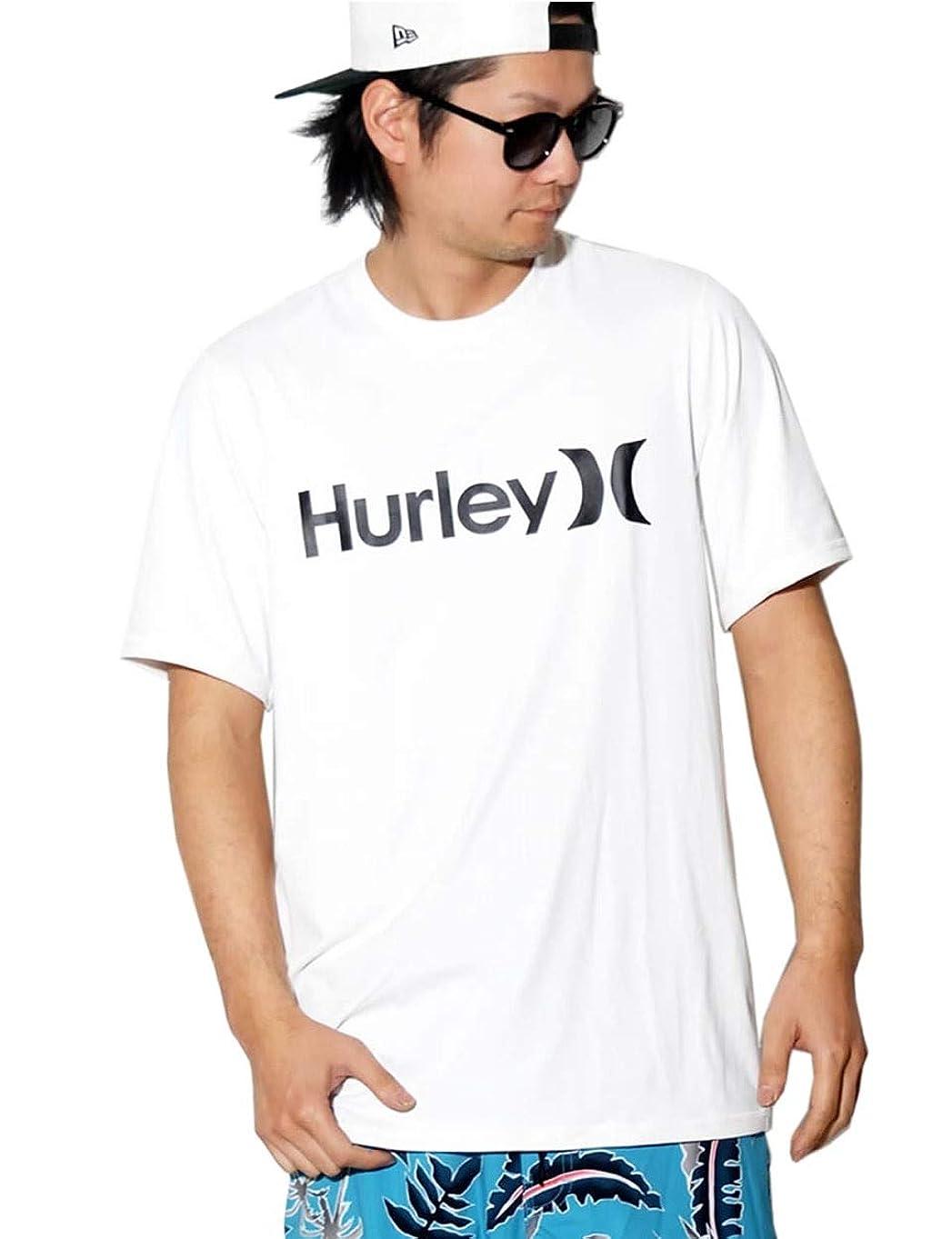 純粋に注意悪化させる(ハーレー) Hurley ラッシュガード メンズ 半袖 サーフトップ 夏 b系 ストリート系 ファッション 894630 5カラー [並行輸入品]