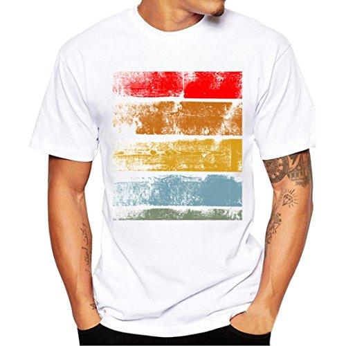 Camiseta de manga corta XXL