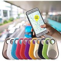 GenericBrands Smart Tracker Key Finder Locator Wireless Anti Lost Alarm Device