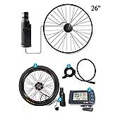 kit rueda electrica bicicleta 16 pulgadas