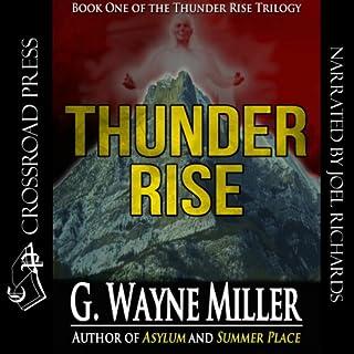 Thunder Rise audiobook cover art