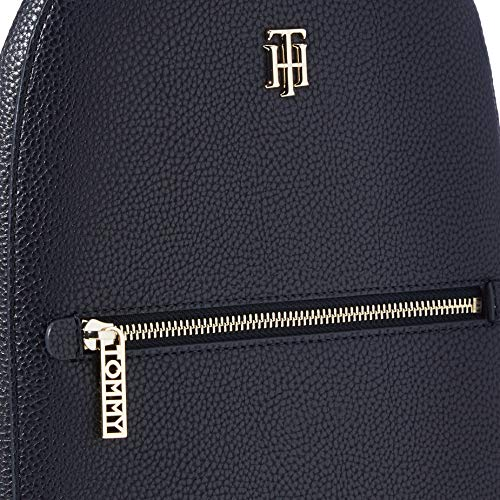 Tommy Hilfiger Women's TH ESSENCE BACKPACK CORP Bags, Sky Captain, One Size