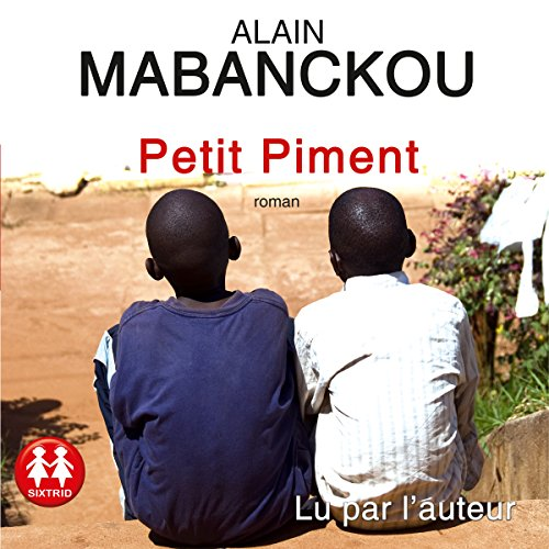 Petit Piment audiobook cover art