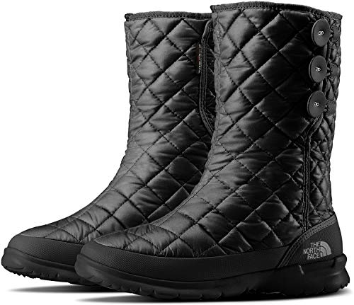 The North Face W Thrmoball Buttonup, Botas de Senderismo para Mujer, Negro (TNF Black/Titanium H31), 37 EU