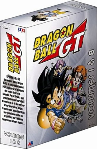 Dragon Ball GT-Coffret-Volumes 1 à 8