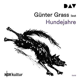 Hundejahre                   Autor:                                                                                                                                 Günter Grass                               Sprecher:                                                                                                                                 Günter Grass                      Spieldauer: 5 Std. und 38 Min.     4 Bewertungen     Gesamt 4,0