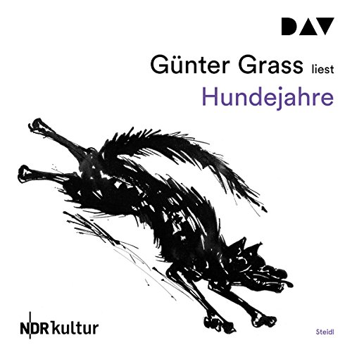 Hundejahre audiobook cover art