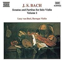 Sonatas & Partitas for Solo Violin 1