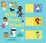 Who Does What?: A Slide-and-Learn Book (Slide-and-Learn, 4)