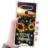 Sunflowers Phone Case for K51/Q51,Q51 Case/K51 Case for