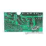 QYANGSHAN Placa de Cocina de inducción Universal Placa modificada Cocina de inducción de Alta Potencia 3500 W 220 V Placa de conversión de Placa Base DCL-3500