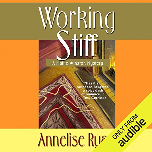 Working Stiff audiobook cover art