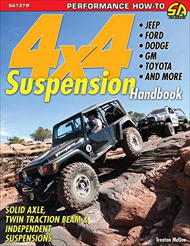 4x4 Suspension Handbook (English Edition)