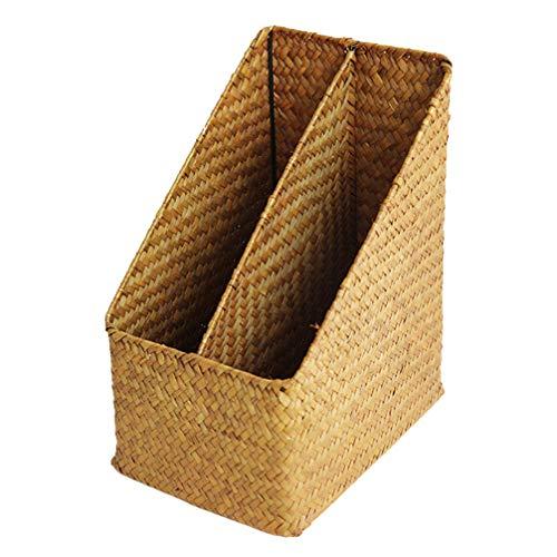 wicker file basket - 5