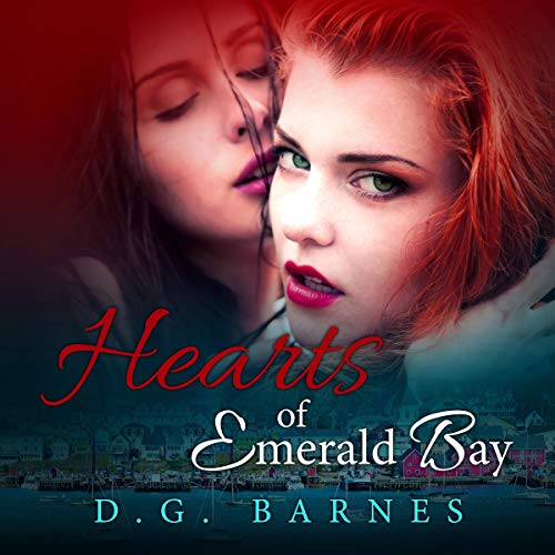 Hearts of Emerald Bay audiobook cover art