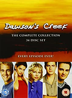 Dawson's Creek: L'intégrale de la saison 1 à 6 - Coffret 34 DVD [Import anglais] (B000BUK2SE)   Amazon price tracker / tracking, Amazon price history charts, Amazon price watches, Amazon price drop alerts