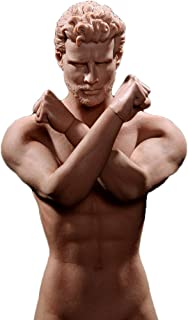 """Phicen HiPlay 12"""" Male Seamless Action Figures-Realistic Silicone Body with Male Genitals -1/6 Scale Super Flexible Male F..."""