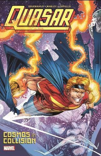 Quasar: Cosmos In Collision (Quasar: Cosmos In Collision, 1)