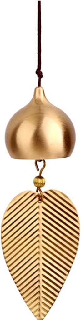 Popular overseas JOYGOOD Wind Chimes Blade Geometry Light Luxury Golde Free shipping New Bell