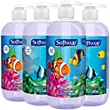 4-Count Softsoap Aquarium Series 500ml Liquid Hand Soap