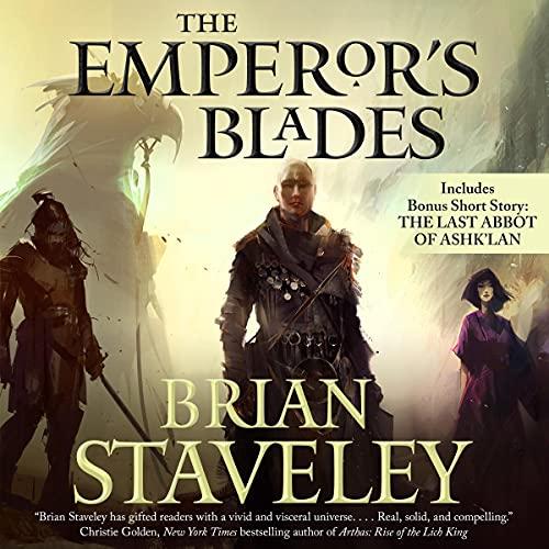 The Emperor's Blades Titelbild