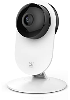 YI 1080p Smart Home Camera, Indoor IP Security Surveillance System with Night Vision, AI Human Detection, Activity Zo...