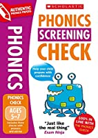 Practice for the Phonics Screening Check (National Curriculum SATs Tests)
