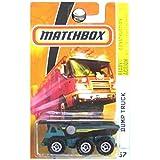 Matchbox MBX Construction #67 Dump Truck Green...