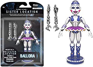 Funko Five Nights at Freddy's Ballora Articulated Action Figure, 5
