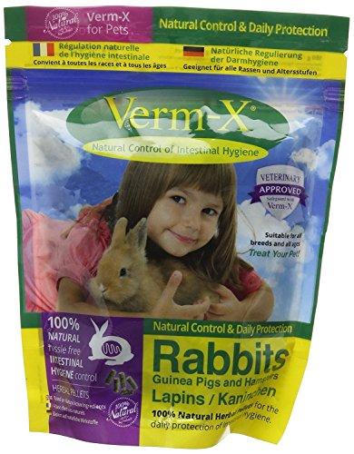 Verm-X Original Granulés pour Lapins 180 g