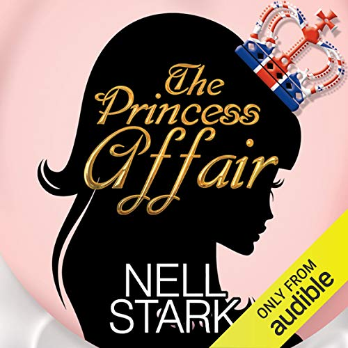 The Princess Affair audiobook cover art