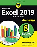 Excel 2019 All-In-One For Dummies (For Dummies All in One Wile06)
