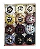 Eleganza, #8 Perle Cotton Embroidery Thread...