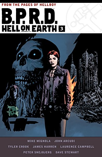 B.P.R.D. Hell on Earth Volume 3 (English Edition)