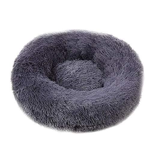 Thematys huisdiermand van hoogwaardige pluche stof, in 5 8 maten, wasbaar en krasbestendig huis voor honden en katten, 100 cm