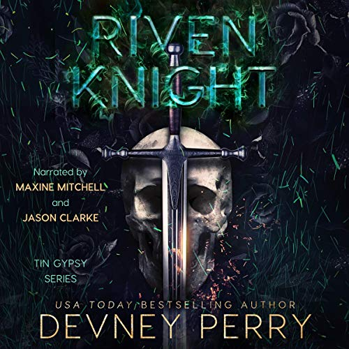 Riven Knight audiobook cover art