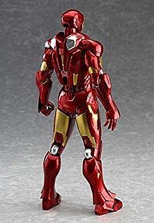 The Avengers Iron man Tony action figure the model of Iron man Garage Kits[SB0001]