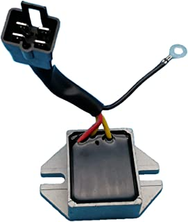 Tuzliufi Replace Voltage Regulator Rectifier Lynx 500F Grand Touring Ski-doo 250 377 380 447 467 470 500 503 521 537 580 583 650 670 700 800 Safari Formula Citation Saga Snowmobile 1987-2002 New Z241