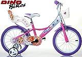 Cicli Puzone Bici 16 Winx Dino Bikes Art. 164 R-WX7