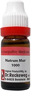Dr. Reckeweg Germany Homeopathic Natrum Muriaticum (1000 CH) (11 ML) by Exportdeals