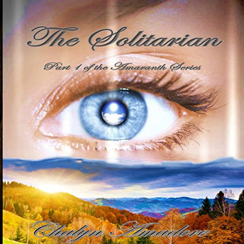 The Solitarian audiobook cover art