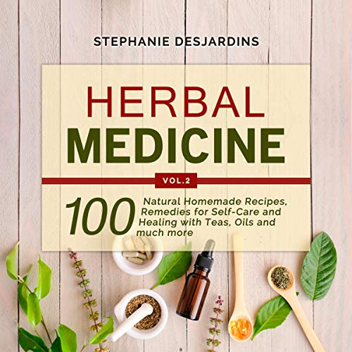 Herbal Medicine Vol. 2 audiobook cover art
