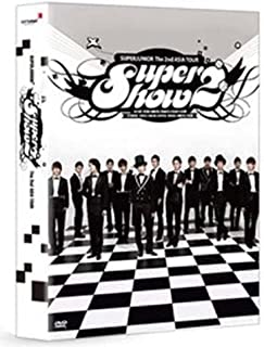 The 2nd Asia Tour:Super Show 2[DVD]