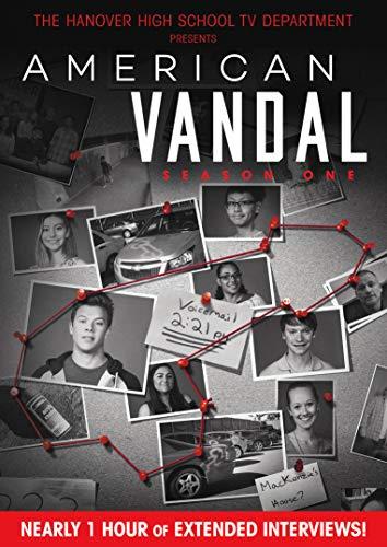 American Vandal: Season One (2 Dvd) [Edizione: Stati Uniti]