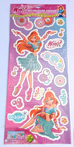 Home Decor Ou Stickers ML Winx – 1 Feuille 31 x 70 cm