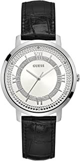 Guess Casual Watch For Women Analog Leather - W0934L2